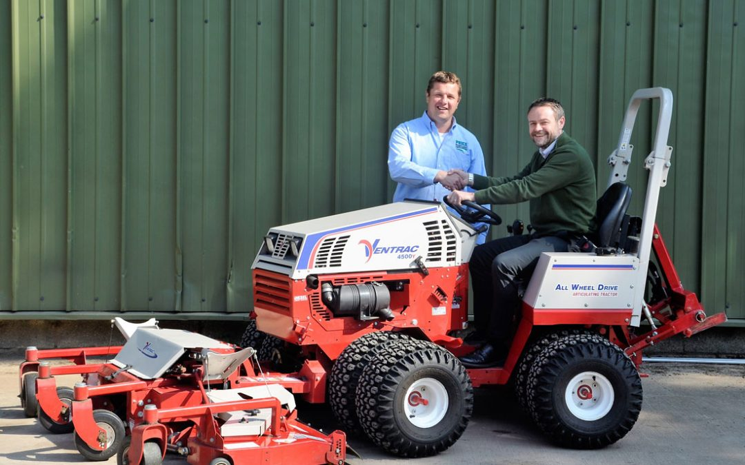 Ventrac Dealer Network Continues To Grow
